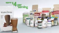 4 dollars per serving shakeology
