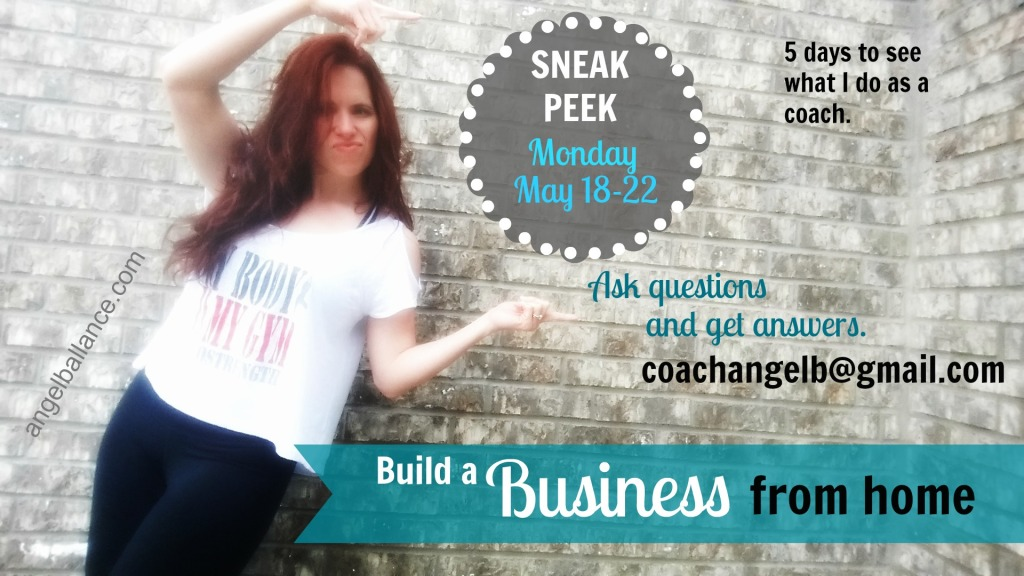 sneak peek may 18-22 2015