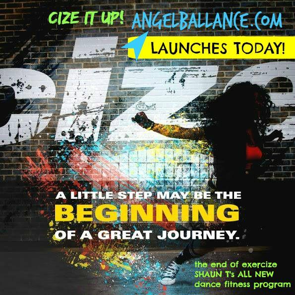 cize launch beginning angelballance