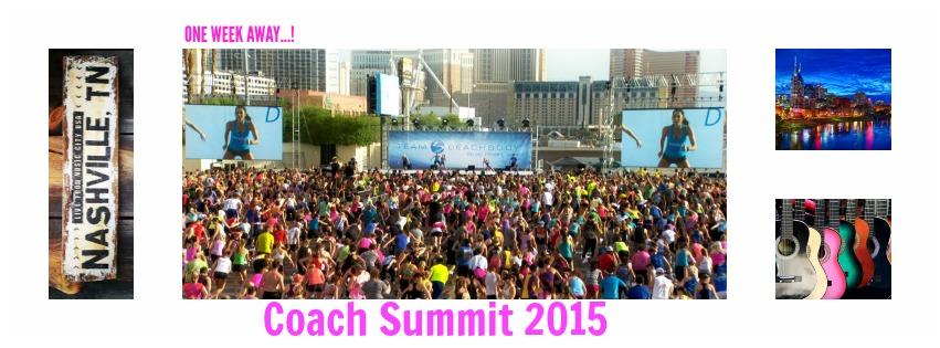 coach summit one week away 2015