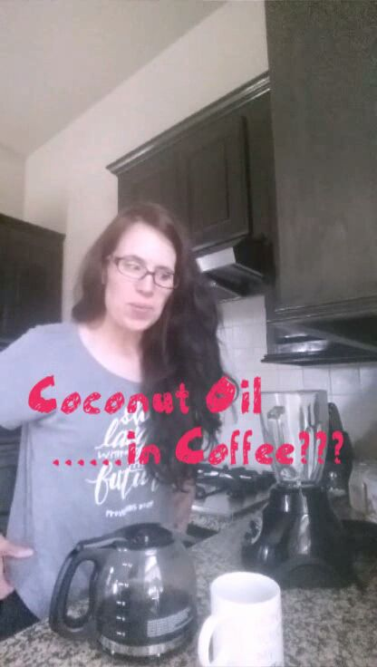 coconut oil in my coffee???  angelballance.com