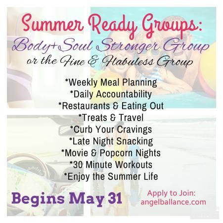 summer ready 2016 challenge