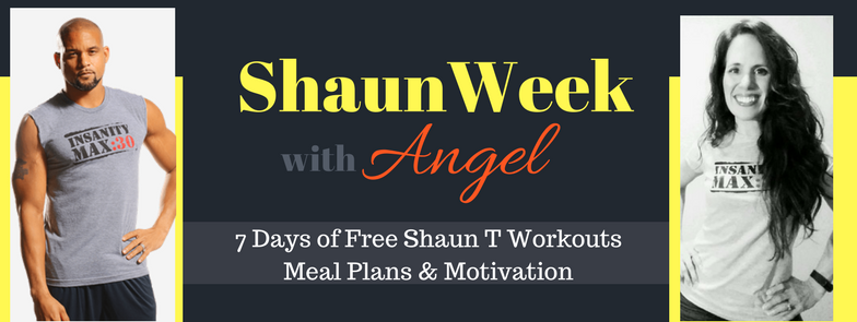 ShaunWeek event page image with Angel