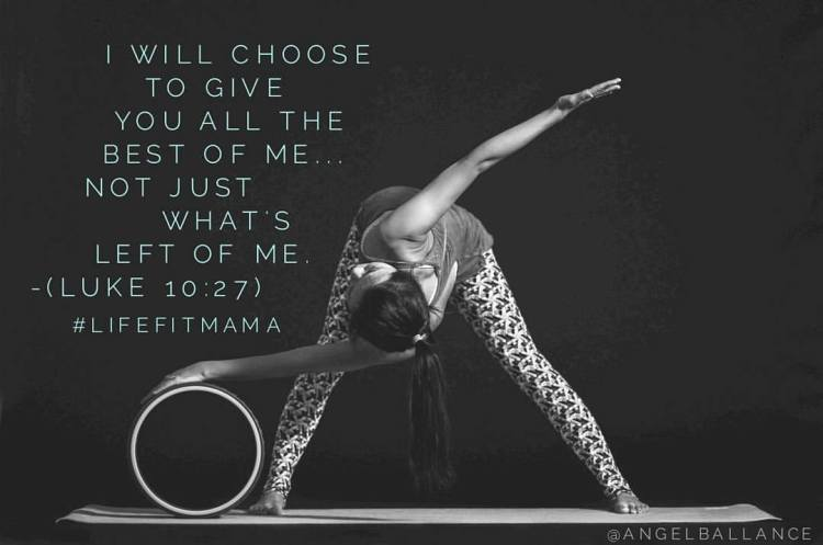 best of me lifefitmama