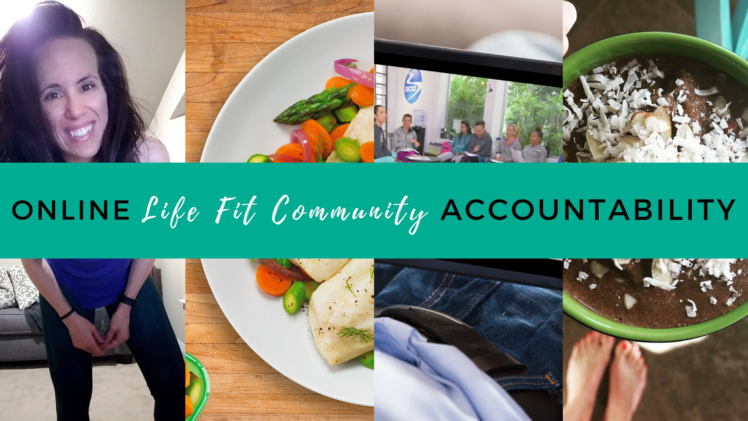 ONLINE life fit accountability